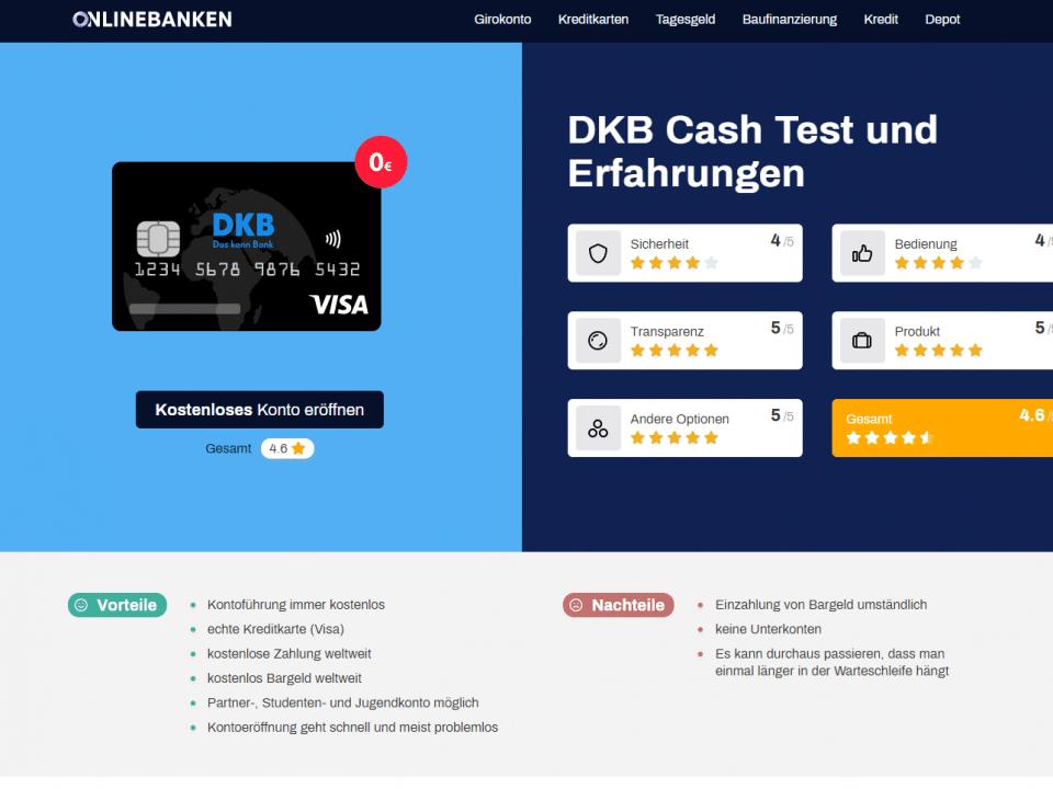 onlinebanken-screenshot